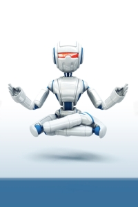 In the future robots will do yoga for us (probably)