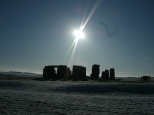 The standstill of the solstice