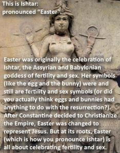Ishtar, Babylonian goddess of war