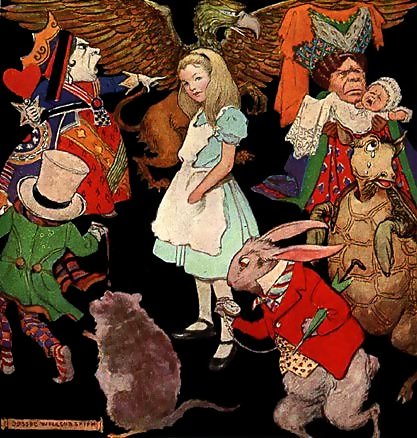 Curiouser and curiouser! Uncertain Adventures in Wonderland (2/2)