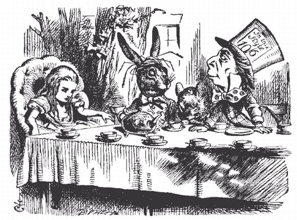 Curiouser and curiouser! Uncertain Adventures in Wonderland (1/2)