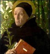 Meister Eckhart - actually laughing inside