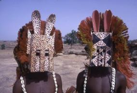 Ritual masks of the Dogon