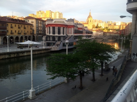 All the elements of Bilbao