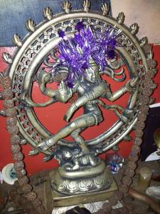 Seasonal Shiva; Yuletide intervention by Number One Son