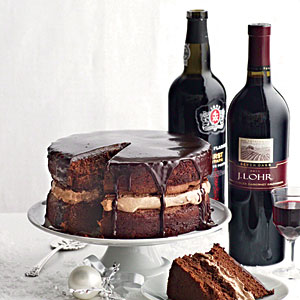 Cakes and Wine