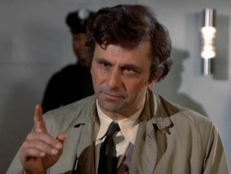 Columbo-Pointing