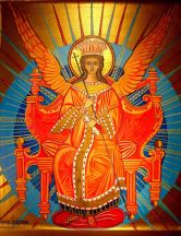 Icon of Sophia