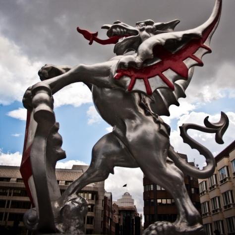 Defensive City Dragon